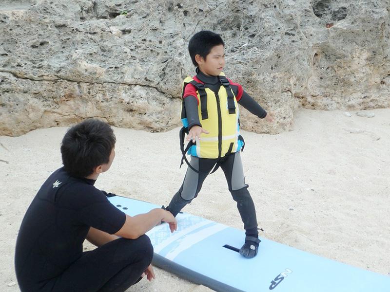 沖縄サーフィン体験