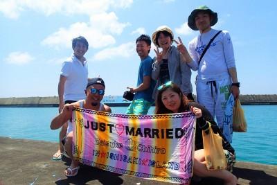石垣島ダイビングで最高のサプライズを体験!