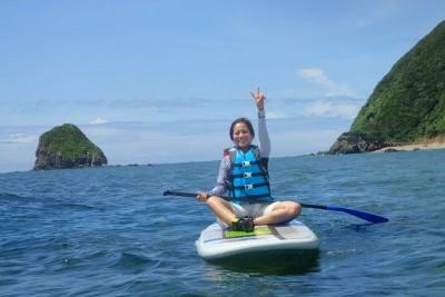 沖縄県北部はやんばるから、SUP体験レッスンをご紹介!
