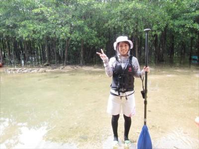 石垣島の大自然の中をカヤックで独り占め!
