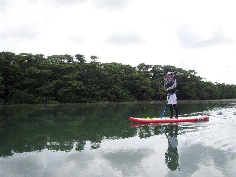 石垣島カヤック体験
