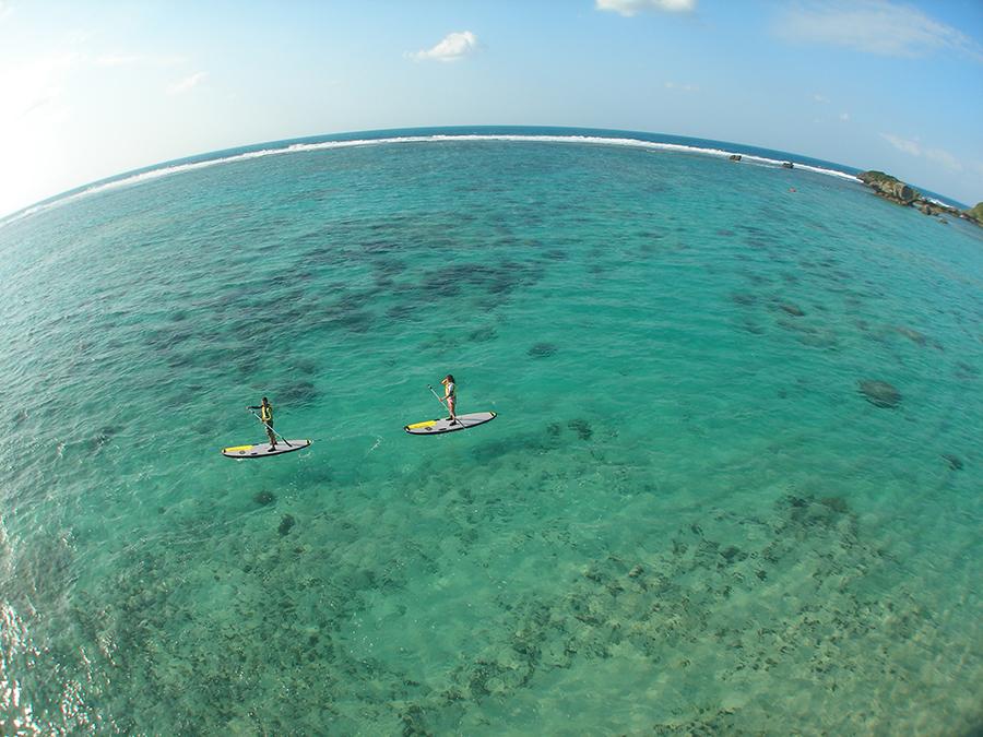 SUP沖縄